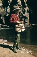 Luke fishing